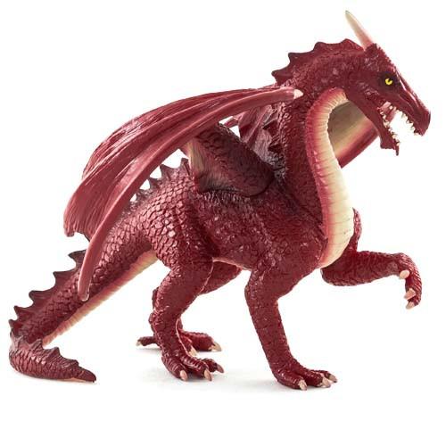 Mojo фигурка дракона красного