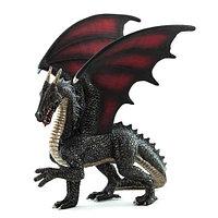 Mojo фигурка дракона стального