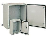 Шкаф электротехнический настенный Zpas SWN Inox, IP65, 500х500х210 мм ВхШхГ, дверь: сплошная, корпус: aisi 304, WZ-6742-01-10-000