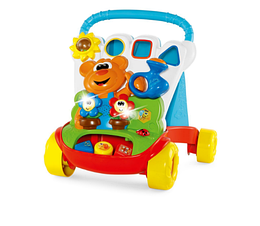 Chicco: Игровой центр-Ходунки Baby Gardener