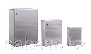 Шкаф электротехнический настенный DKC RAM block, IP66, 400х300х150 мм ВхШхГ, дверь: сплошная, корпус: aisi