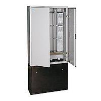 Шкаф распределительный Krone, 1200 пар, 1650х500х1560 мм ВхШхГ, ШРП-2/1200
