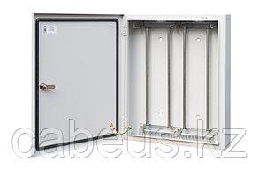 Шкаф распределительный Krone, 300 пар, 500х105х500 мм ВхШхГ, ШРН-2/300