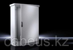 Шкаф уличный всепогодный напольный Rittal CS New, IP55, 30U, 1355х1200х500 мм ВхШхГ, дверь: двойная распашная,