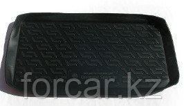 Коврик багажника Chevrolet Spark III (10-) полимерный