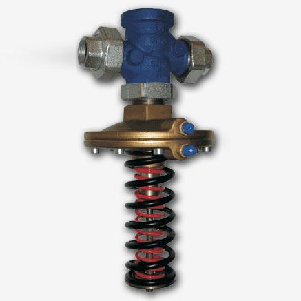 Автоматический регулятор перепада давления RD122 D 2411 25/150-25/W LDM Чехия