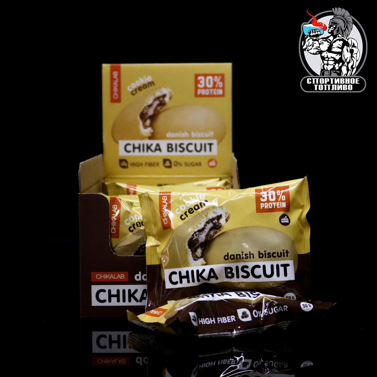 BombBar - Chika Biscuit 1шт/50гр