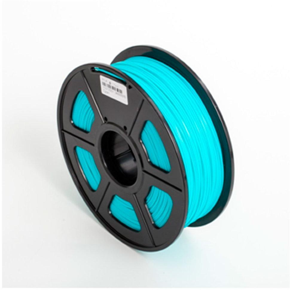 Пластик для 3D принтеров PLA, SunLu, голубой