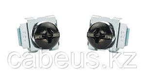 Винт Panduit, для стоек, цвет: чёрный, с закладной гайкой m5