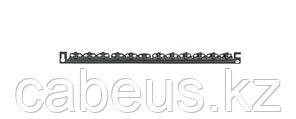 Организатор коммутационных шнуров Panduit, 32х482,6х36,4 мм ВхШхГ, горизонтальный, механизм с винтовыми