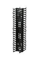 Организатор коммутационных шнуров Panduit, 45HU, 2042х170х350 мм ВхШхГ, вертикальный, пластик, для кабеля,