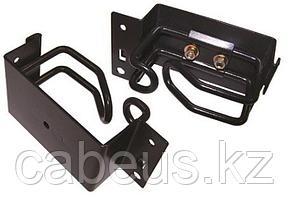 Организатор коммутационных шнуров TWT Business, 19, 51х100х48 мм ВхШхГ, кольцевого типа, металл, для шкафов