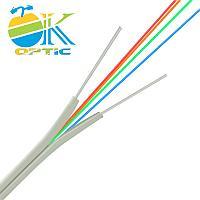 Волоконно-оптический кабель абонентский марки Дроп ОКНГ-Т (В/П2)