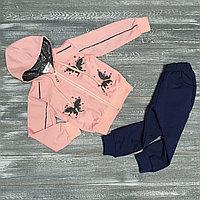 Спортивный костюм с бабочками