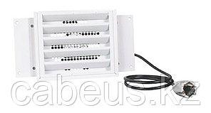 Вентилятор Panduit, с распределительной коробкой, 220х490х109 мм ВхШхГ, вентиляторов: 1, цвет: белый