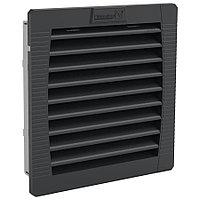 Фильтр Pfannenberg, выпускной, 125х125 мм ВхШ, IP54, для вентилятора PF, цвет: чёрный