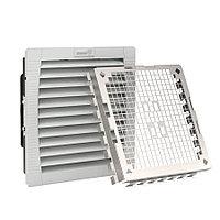 Вентиляторный модуль Pfannenberg PF 32.000 EMC, с фильтром, 115V, 202х202х93 мм ВхШхГ, вентиляторов: 1, 40 дБ, IP55, поток: 100 м3/ч, для шкафов,