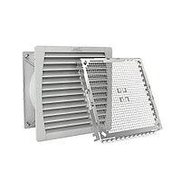 Вентиляторный модуль Pfannenberg PF 67.000 EMC, с фильтром, 115V, 320х320х157 мм ВхШхГ, вентиляторов: 1, 66 дБ, IP54, поток: 845 м3/ч, для шкафов,