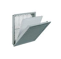 Фильтр Pfannenberg, 320х320х39 мм ВхШхГ, IP55, для вентилятора PF, цвет: серый, устойчив к ультрафиолетовому излучению