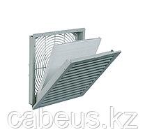 Фильтр Pfannenberg, 320х320х39 мм ВхШхГ, IP55, для вентилятора PF, цвет: серый, устойчив к ультрафиолетовому