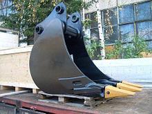 Ковш для экскаватора Hyundai R370LC-7