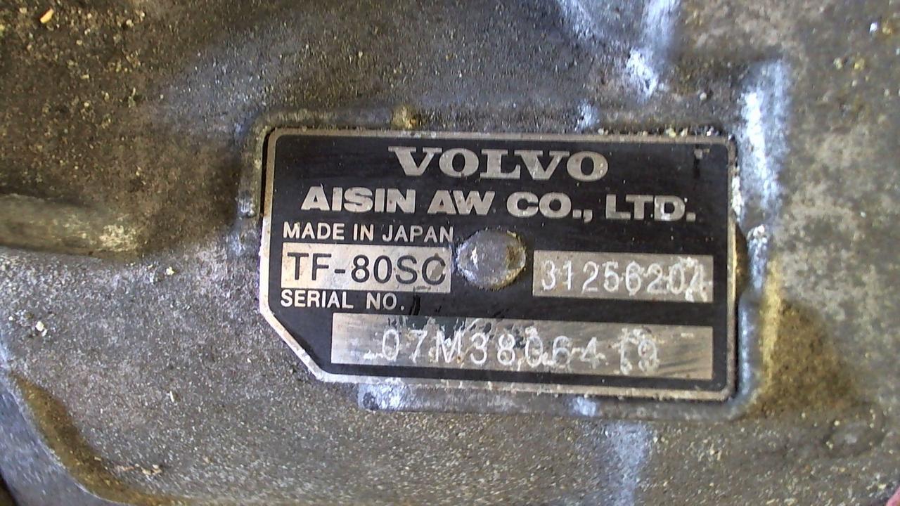 КПП - автомат (АКПП) Volvo V70  2.5 л Бензин