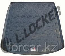 Коврик в багажник Audi Q3 (11-) (полимерный) L.Locker