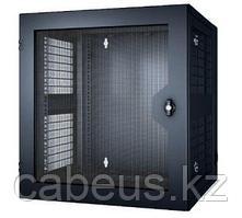 Шкаф телекоммуникационный настенный APC NetShelter WX, 19, 13U, 663х584х631 мм ВхШхГ, дверь: перфорация,