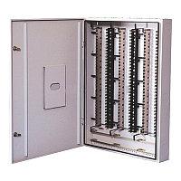 Распределительная коробка Krone, пар плинтов 340, напольный, 1000х300х140 мм ВхШхГ