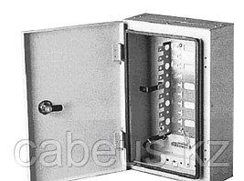 Распределительная коробка Krone, пар плинтов 10, напольный, 350х420х110 мм ВхШхГ