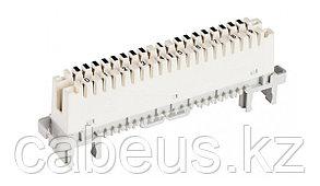 Плинт LSA Krone пар.10, с неразмыкаемыми контактами, маркировка для плинтов PROFIL от 0...9