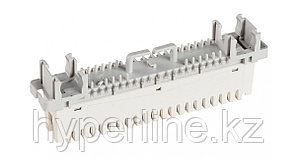 Плинт LSA Krone пар.10, с размыкаемыми контактами, маркировка для плинтов PROFIL от 0...9
