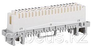 Плинт ITK пар.10, с размыкаемыми контактами, крепление на штангу