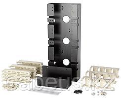 Кросс-панель Panduit GP6, 19, 14HU, 72x110, кат. 6, универсальная, цвет: белый, в комплекте 4-парные блоки,