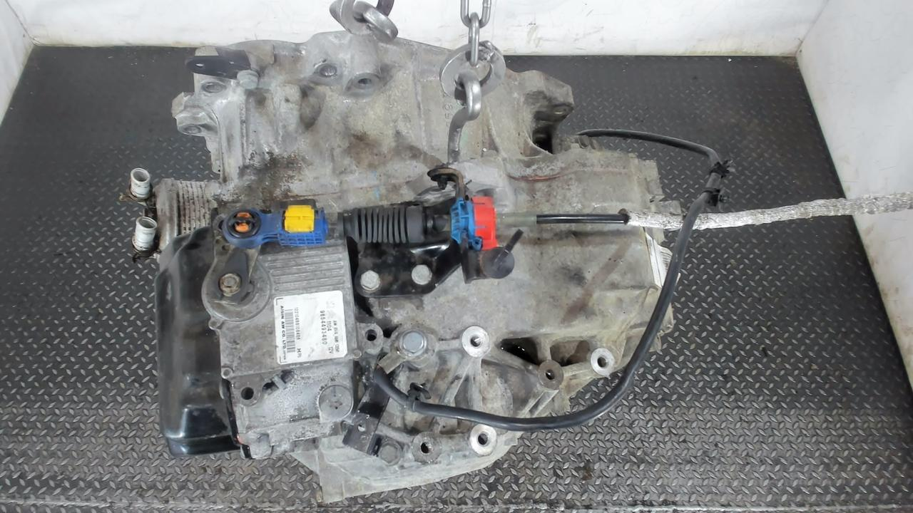 КПП - автомат (АКПП) Citroen C5  2 л Дизель