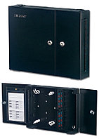 Бокс оптический Siemon SWIC3, портов: 96, SC, LC, ST, 406х82,6х311 ШхГхВ, цвет: чёрный, SWIC3G-AA-01
