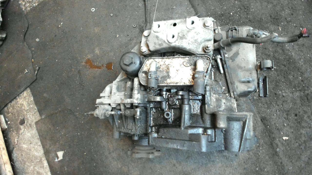 КПП - робот Skoda Octavia (A5)  1.9 л Дизель