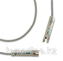 Шнур коммутационный телефонный Panduit PAN-PUNCH, 110/110, кат. 5, пар: 2, PVC, 0.91м, серый