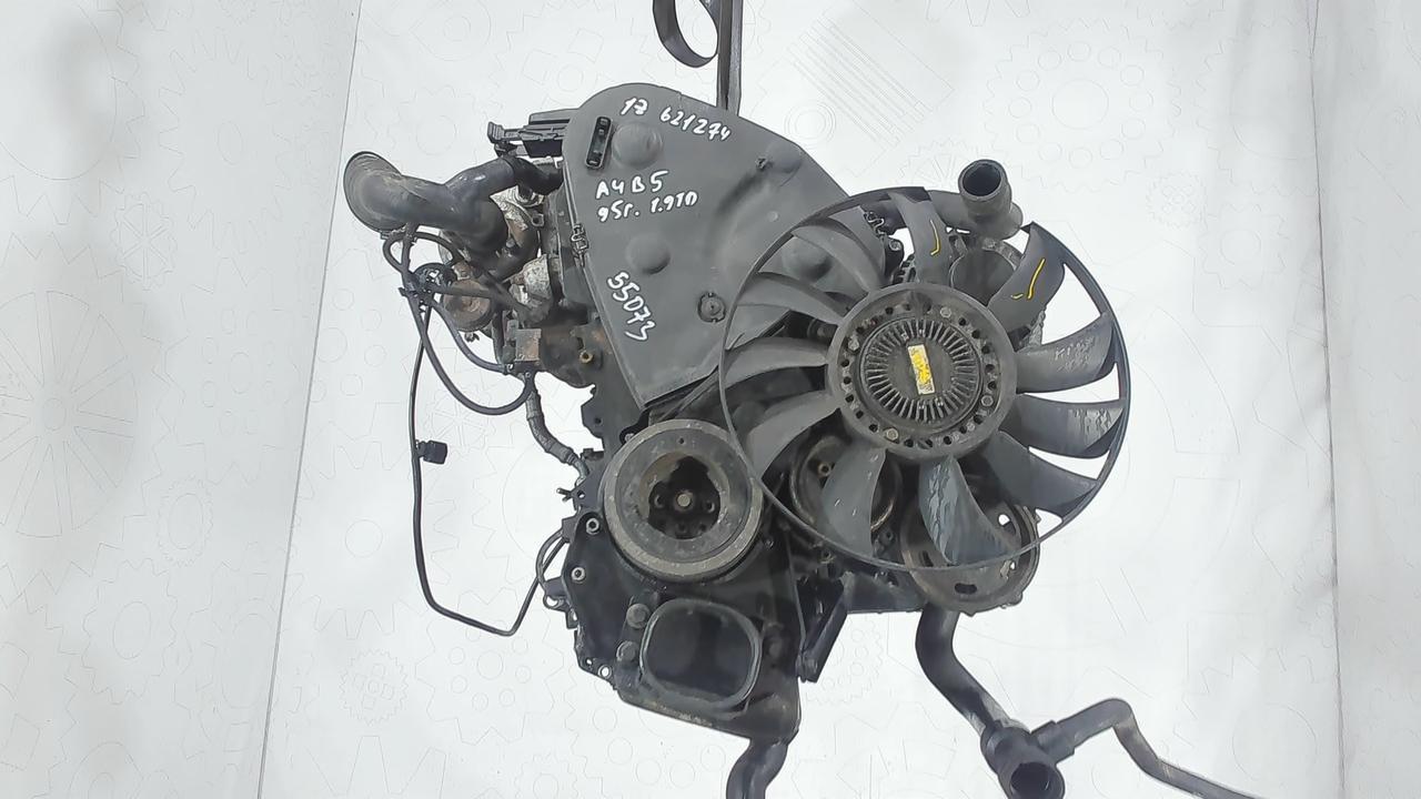 Двигатель (ДВС) Audi A4 (B5)  1.9 л Дизель
