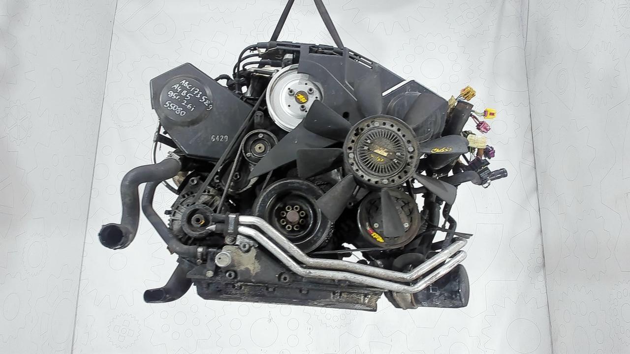 Двигатель (ДВС) Audi A4 (B5)  2.6 л Бензин