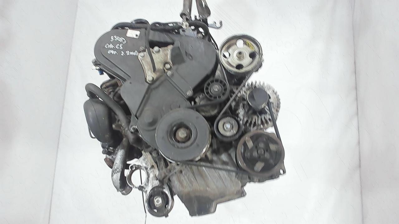 Двигатель (ДВС) Citroen C5  2.2 л Дизель