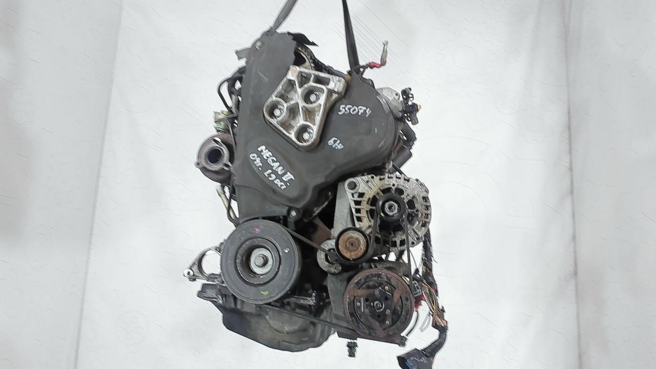 Двигатель (ДВС) Renault Megane 2  1.9 л Дизель