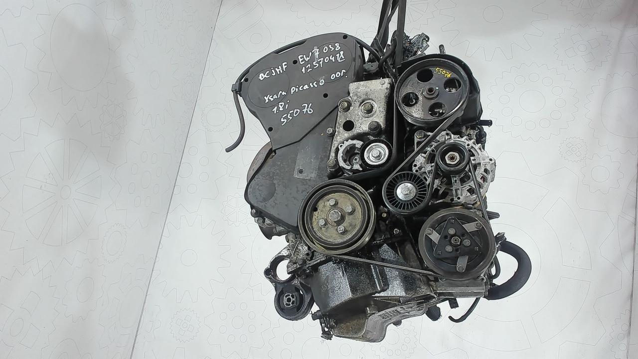 Двигатель (ДВС) Citroen XsaraPicasso 1.8 л Бензин