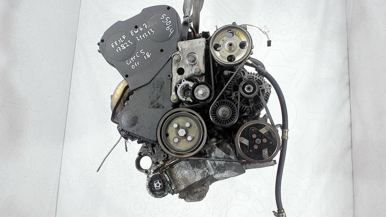 Двигатель (ДВС) Citroen C5  1.8 л Бензин