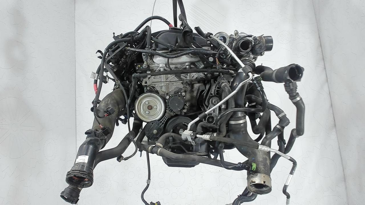 Двигатель (ДВС) BMW 1 F20F21  1.6 л Бензин