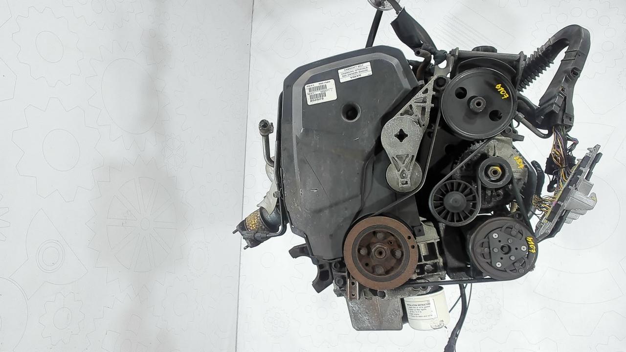 Двигатель (ДВС) Volvo 850 2.4 л Бензин