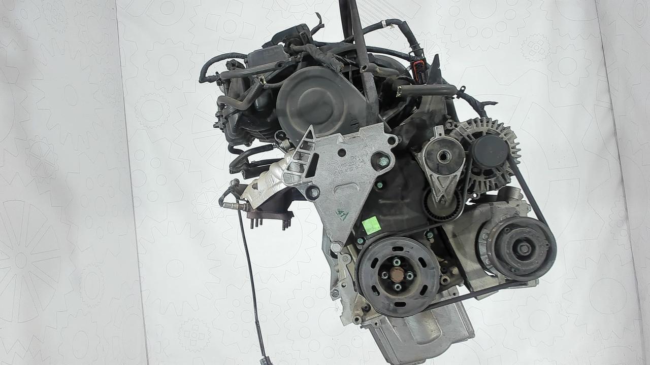 Двигатель (ДВС) Audi A3 (8PA)  1.6 л Бензин