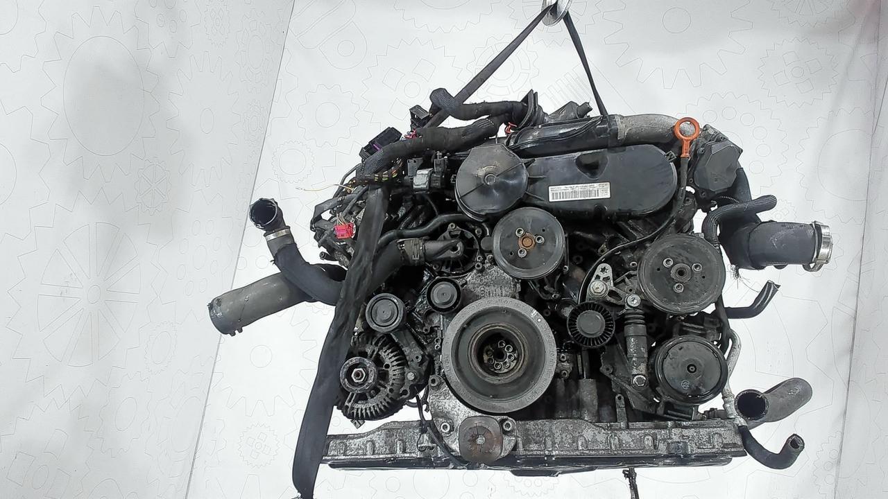 Двигатель (ДВС) Audi A6 (C6)  2.7 л Дизель