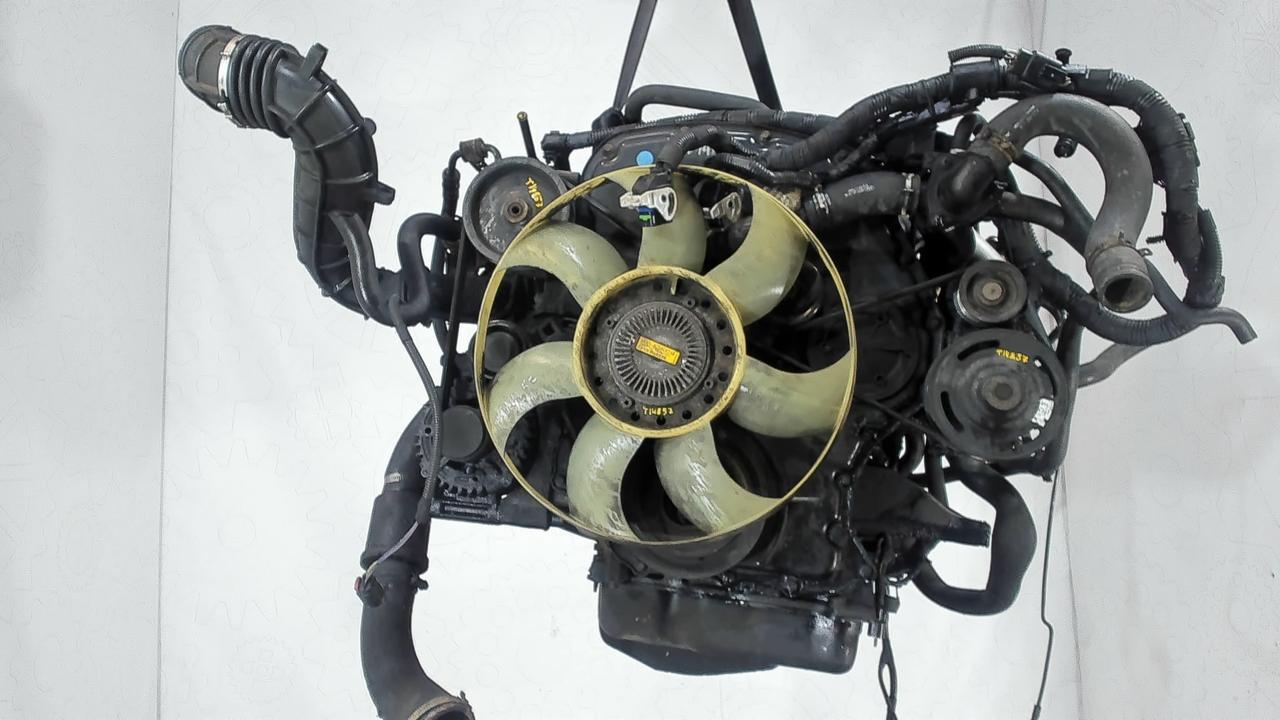 Двигатель (ДВС) Ford Transit  2.4 л Дизель