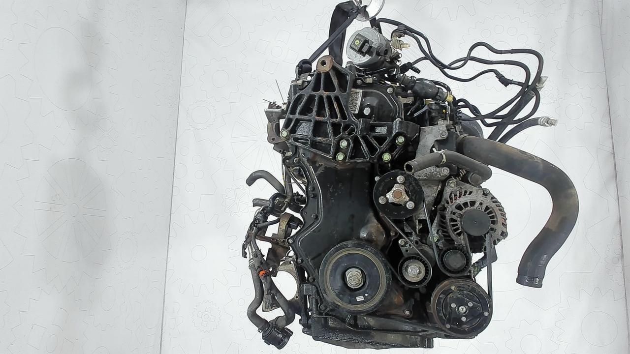 Двигатель (ДВС) Nissan Qashqai  2 л Дизель